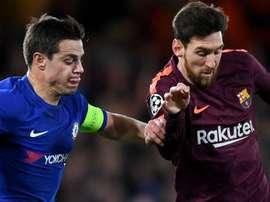 Quand Chelsea et Barcelone se taclent sévèrement sur Twitter. Chelsea