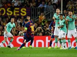 Messi incorona l'Inter di Conte: 'È una grandissima squadra'. Goal