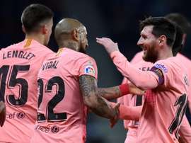 Barcelona will not face Girona in Miani. GOAL