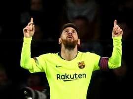 Superbe match de Messi. Goal