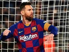 Ennesima tripletta per la Pulce del Barça. Goal