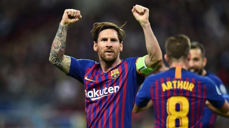 A curiosa dica do Barcelona. Goal