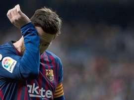 Messi salta anche il Betis. Goal