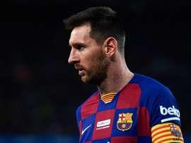 Barcelona usa jogo contra Inter pra sentir gosto de futuro sem Messi. GOAL