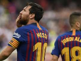 Goleada Barcellona. Goal