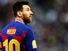 Presidente da Inter sonha com Messi. Goal