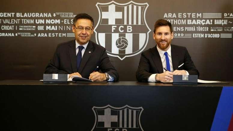 Il presidente del Barcellona conferma. Goal
