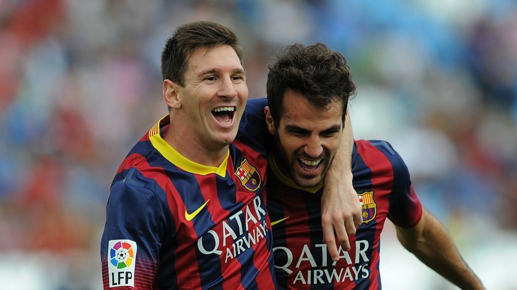 Le Barça s'impose facilement face à l'Athletic Bilbao — Liga