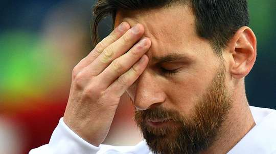 Passarella critica atitude de Messi na Argentina. Goal