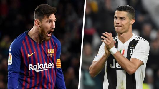 Messi et Ronaldo parmi les nommés pour les UEFA Awards. Goal