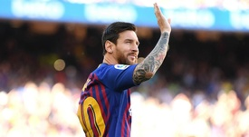 Messi makes LaLiga history with Barcelona's 6000th goal. Goal