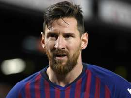 Messi will play in Copa semi-final against Madrid. GOAL