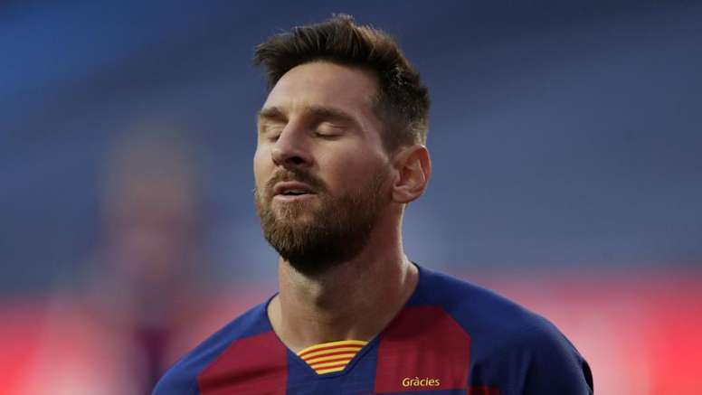 Lionel Messi is reportedly wanting to leave Barca. GOAL