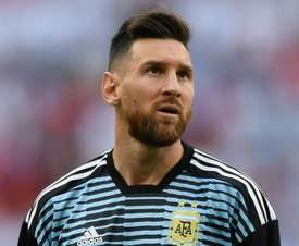 Lionel Messi could will not play for Argentina for the rest of the year. GOAL