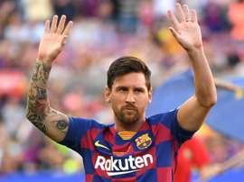 Messi vows to listen to his body to prolong Barcelona career. GOAL