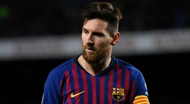 Messi is one of a few injury decisions facing Valverde ahead of Bilbao encounter. GOAL