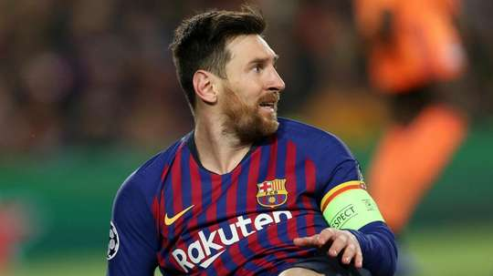 Lionel Messi is rested for tonight's clash. GOAL