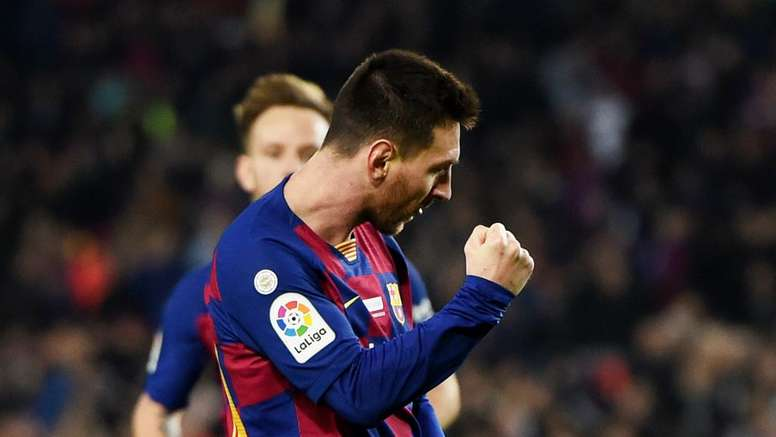 Messi reaches double figures for record 14th LaLiga season running. GOAL