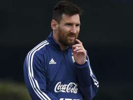 Messi is aware of the transition Argentina is going through. GOAL