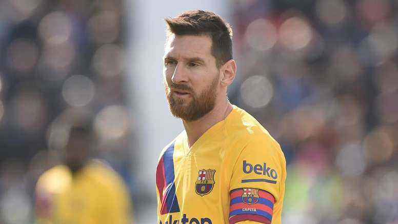 'Messi 'without a doubt' best ever'