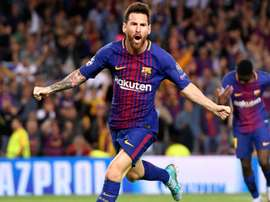 Messi could become only the second player to reach 100 goals in the competition. GOAL