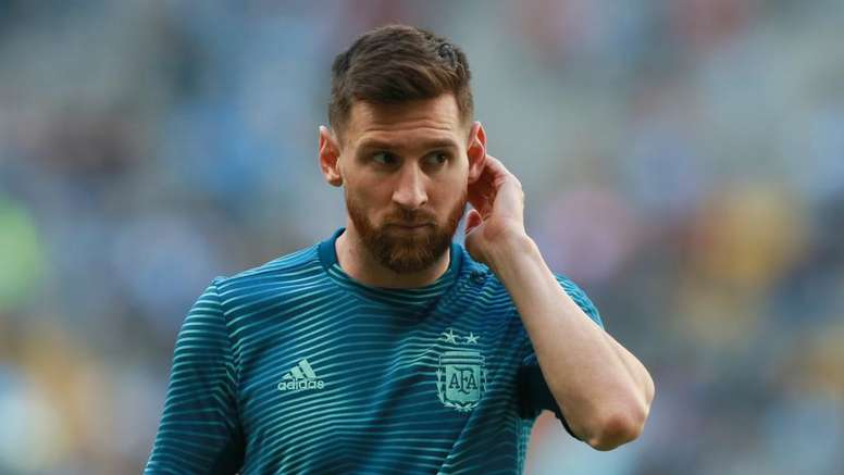 Venezuela will have to find a way to stop Messi on Friday night. GOAL