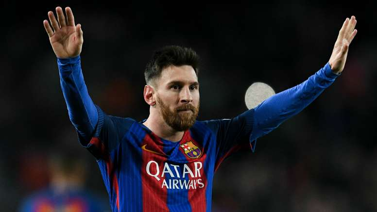 Messi is convinced that he will stay at Barcelona. Goal