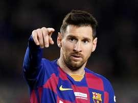Messi believes La Liga is more equal. GOAL