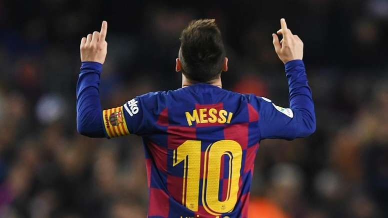 Messi overtakes Ronaldo with most LaLiga hat-tricks. GOAL