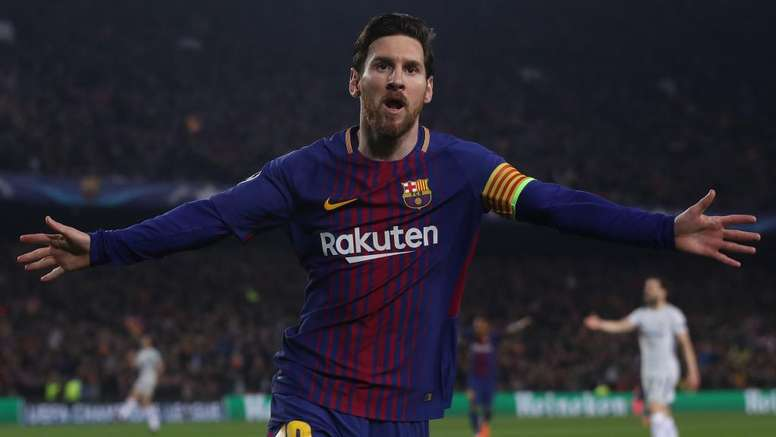 Lionel Messi FC Barcelona. Goal