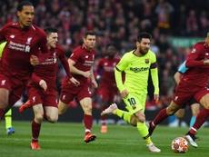Messi revient sur la fiasco d'Anfield. Goal