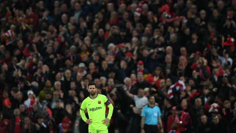 Messi diz que ficaria decepcionado sem outra Liga dos Campeões. Goal