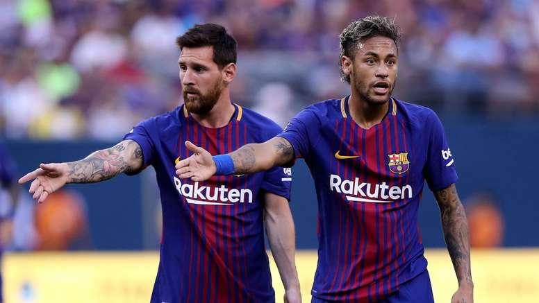 Messi avrebbe chiesto a Naymar di rifiutare il Real Madrid. Goal