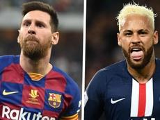 Cafu incorona Neymar: 'Per tecnica è superiore anche a Messi'