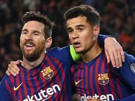 Barça terá Coutinho e Arthur titulares contra o United. Goal