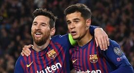 Il Barcellona si qualifica ai quarti di finale. Goal