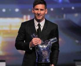 Prêmio UEFA ao Melhor Jogador da Europa