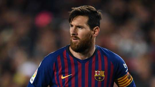 Messi won't stay forever. GOAL