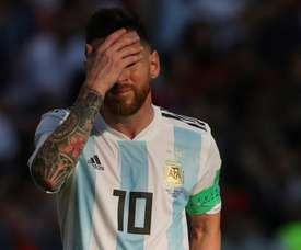 Messi's last game for Argentina was their World Cup defeat against France. GOAL