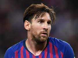 Messi was back to his best against Tottenham. GOAL
