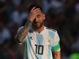Messi to hold more talks over Argentina return, says Scaloni
