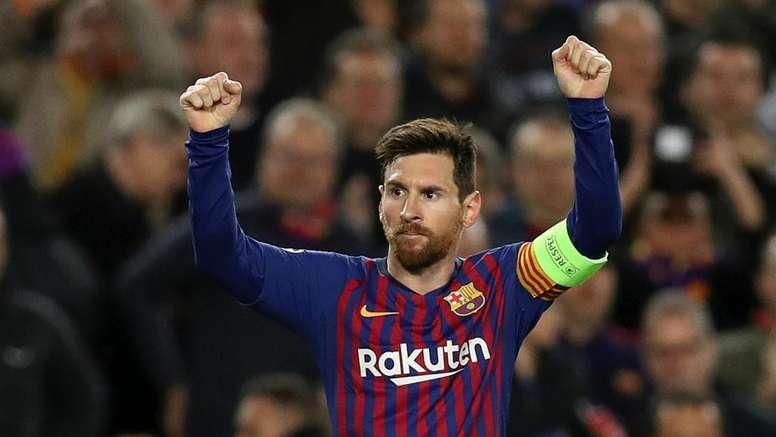 Magnificent Messi's 600 club goals. Goal