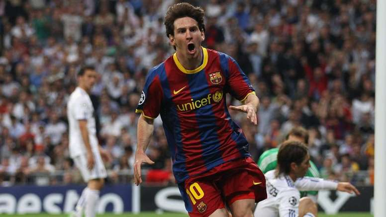 Messi has scored 700 goals. GOAL