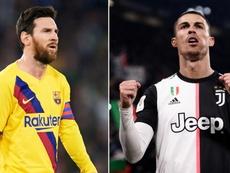 Messi non impressionato dalla striscia di CR7: 'È normale'