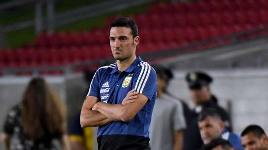 Scaloni excited by Argentina despite Brazil loss