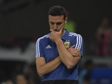 Scaloni reconhece fragilidade mental na Argentina