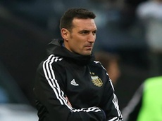 Scaloni: Martino an idol figure