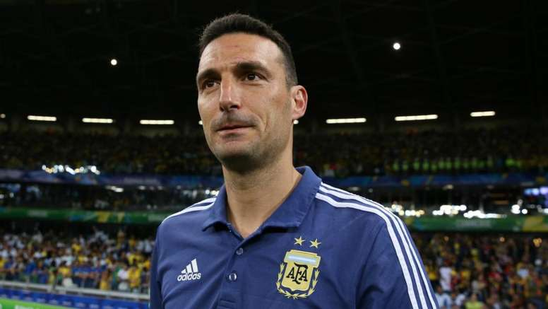 Argentina v Chile: Scaloni defends his reign ahead of Copa America third-place play-off.