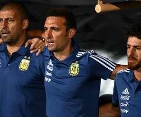 Scaloni continua no comando da Argentina. Goal