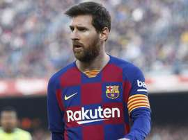 Messi does not have a best position, he even did well as a keeper! - Villa
